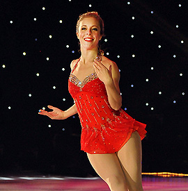 Catching up with Ashley Wagner