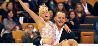 """Denney and Coughlin: """"Being Able to Skate at Any Event is Truly a Blessing"""""""