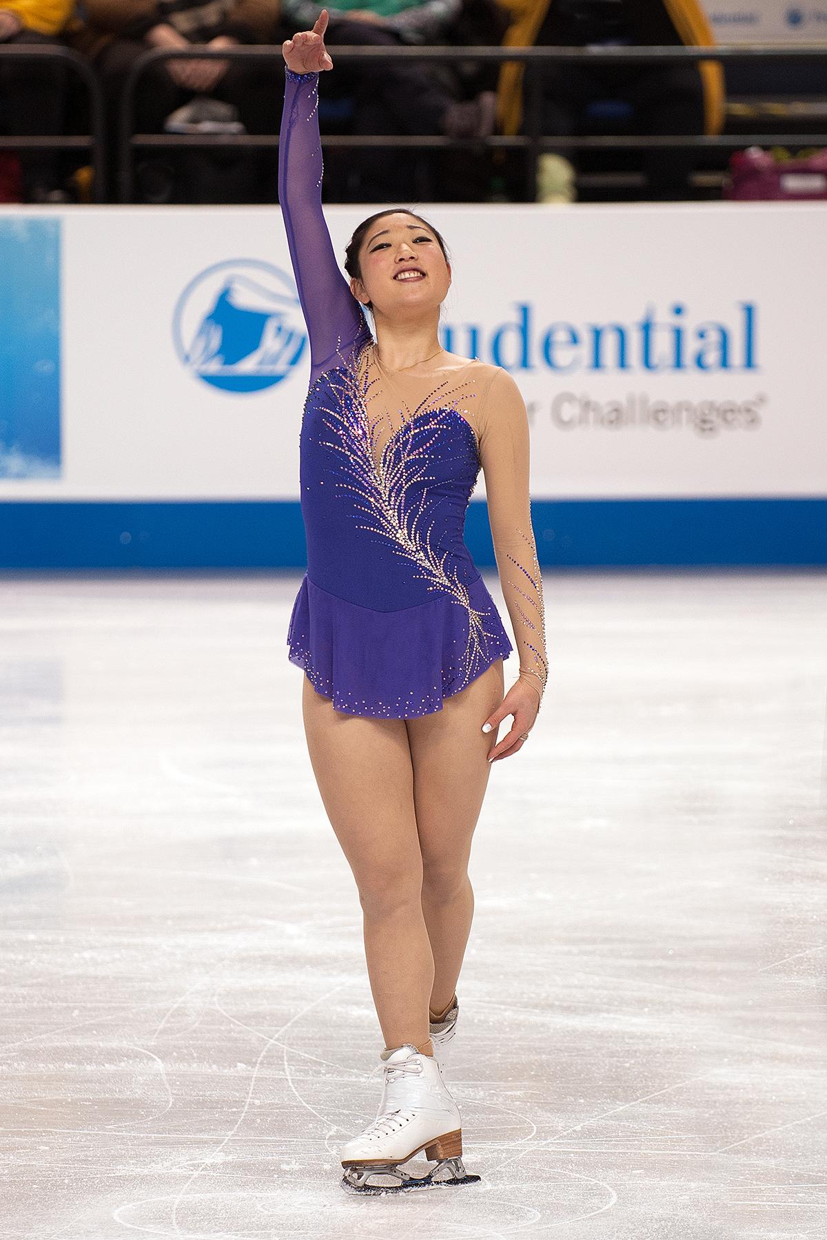 mirai nagasu - photo #13