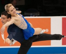 A Chat with Scimeca and Knierim before 2015 NHK Trophy