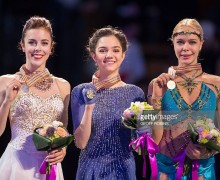 Ashley Wagner wins World silver medal
