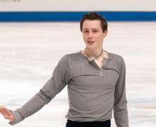 Jordan Moeller returns to ice and prepares for annual show