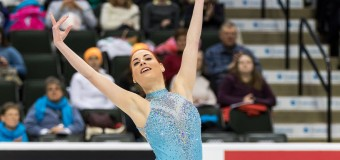 "Carly Gold announces her retirement from competitive skating: ""I achieved my goal"""