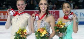 Team USA takes home seven medals at Skate America