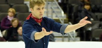 Alex Krasnozhon: Getting to know a Russian-born, Texas loving figure skater