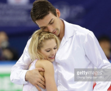 Alexa Scimeca Knierim and Chris Knierim return with renewed perspective