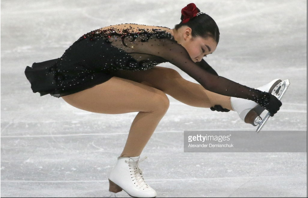 U.S. Champion Karen Chen finishes in 4th place in Worlds debut