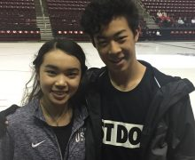U.S. Champions Karen Chen and Nathan Chen make 'Stars on Ice' debut