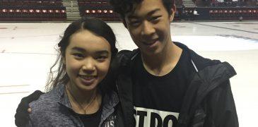 U.S. Champions Karen Chen and Nathan Chen make 'Stars on Ice' debut