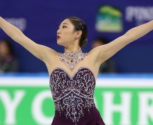 "Mirai Nagasu: ""What is important to me is to do everything in my power to make it a strong season"""