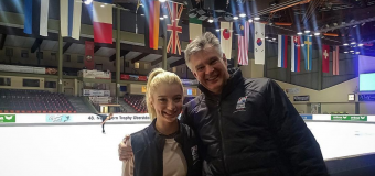 After overcoming obstacles, Amber Glenn is ready for a new season