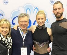 "Ashley Cain and Timothy LeDuc: ""We want to step up our game in every way possible"""