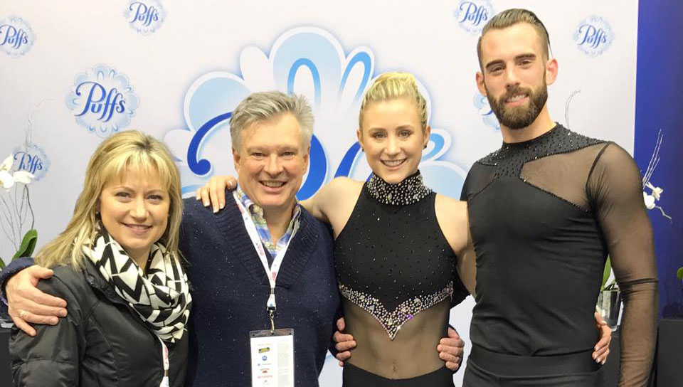 """Ashley Cain and Timothy LeDuc: """"We want to step up our game in every way possible"""""""