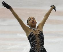 U.S. junior silver medalist Starr Andrews sets her sights high for next season