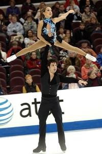 Keauna McLaughlin and Rockne Brubaker