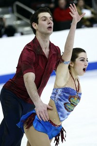 Marissa Castelli and Simon Shnapir