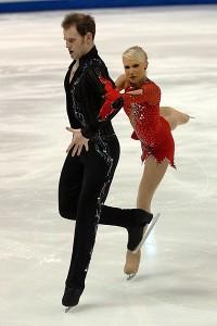 Caitlin Yankowskas and John Coughlin