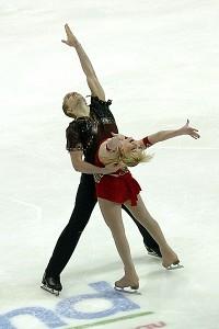 Caydee Denney and Jeremy Barrett