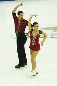 Chloe Katz and Joseph Lynch
